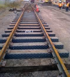 eco friendly railway ties port of montreal