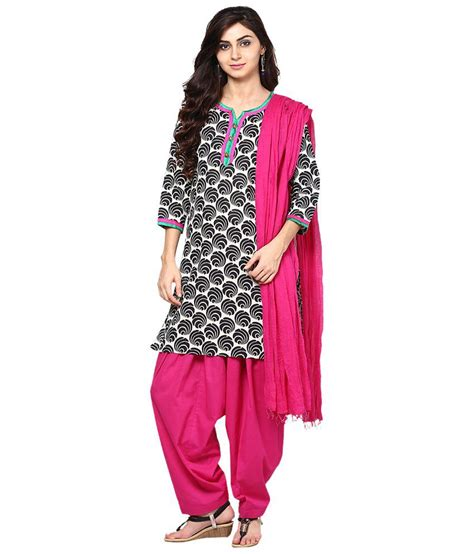 black and white kurti patterns jaipur kurti set of black white cotton kurta patiala