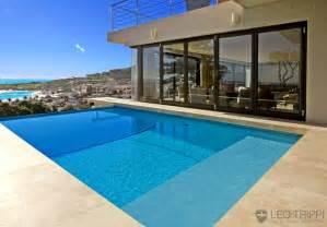 Photo long indoor swimming pool luxury second sun co