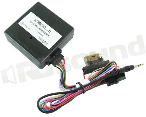 interfaccia comandi al volante pioneer rg sound interfaccia volante pioneer kit
