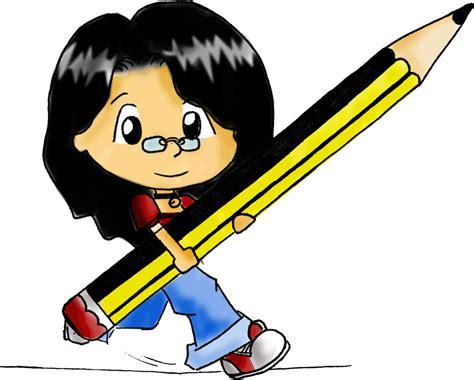 imagenes animadas estudiando dibujo animado de ni 241 o estudiando imagui