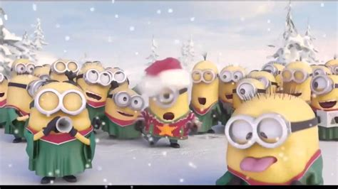 minions christmas song  minions hat mung giang sinh jingle bells youtube