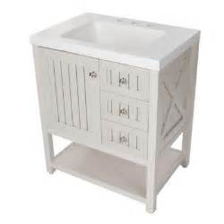 Martha Stewart Bathroom Vanity Martha Stewart Seal Harbor Bath Sink Vanity Cabinet At