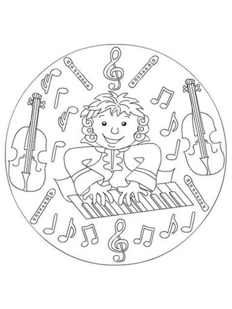 imagenes mandalas musicales menta m 225 s chocolate recursos y actividades para