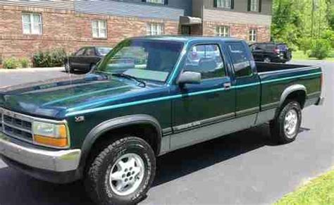 how cars run 1994 dodge dakota club regenerative braking purchase used 1994 dodge dakota 4x4 slt sport 5 2l v8 club