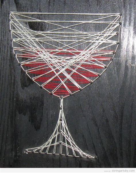 string art pattern maker string art glass wine string art diy free patterns and