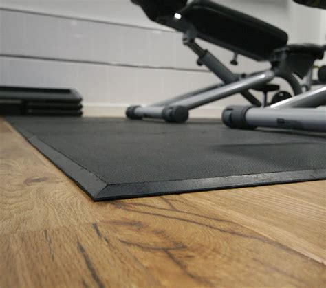 Weightlifting Mat by Mat Tile System