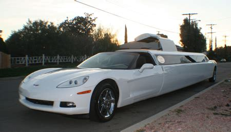 rent a corvette in michigan sterling heights limousine warren limo rental service