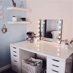 Girls Vanities For Bedroom 34 Ideas To Organize And Decorate A Teen Bedroom