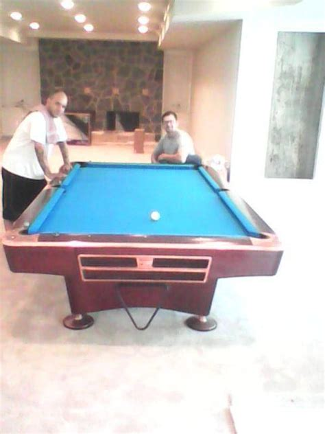 Pool Table Assembly by The World S Catalog Of Ideas