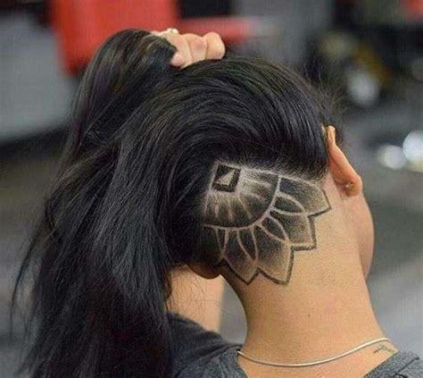 women neck shaved gallery rapado fantas 237 a raparse una parte de la cabeza es