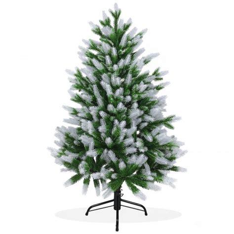 beschneiter weihnachtsbaum k 252 nstlicher weihnachtsbaum 120cm pe spritzguss beschneiter