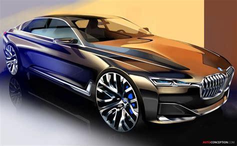 bmws vision future luxury concept points   gen  series bmw dream car bimmer bmw