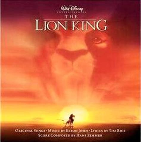 Film Lion On Sky | the lion king score composed by hans zimmer film music
