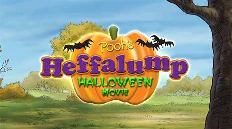 film disney desember 2017 pooh s heffalump halloween movie 2005 disney screencaps