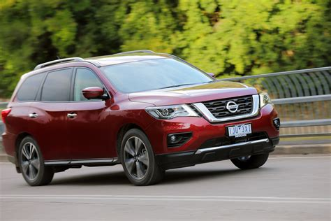 nissan pathfinder 2017 2017 nissan pathfinder review caradvice