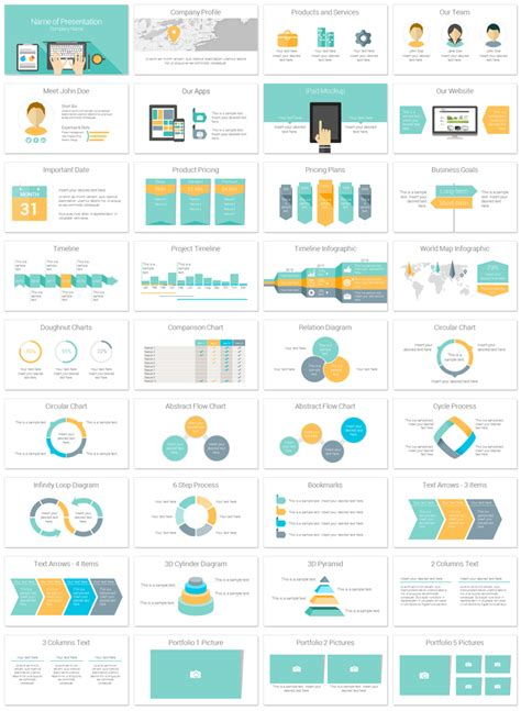 powerpoint change slide template computer powerpoint template presentationdeck