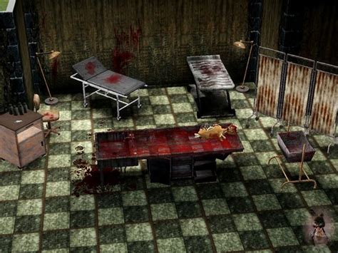 dr silent hospital 3 7 1000 images about sims 3 halloween and horror on