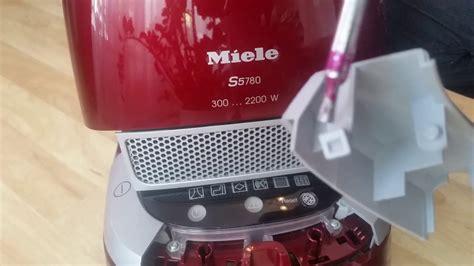reparatur staubsauger miele podshipnik  pylesose youtube