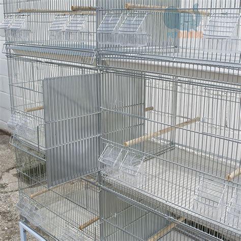 gabbie da batteria gabbie per uccelli allevamento esposizione
