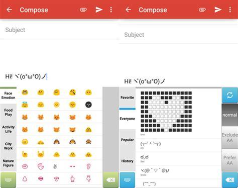 emoticon keyboard android los mejores teclados para android para instalar en tu celular kabytes