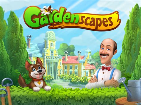 Juego Gardenscapes Gardenscapes Aplicaciones De Android En Play