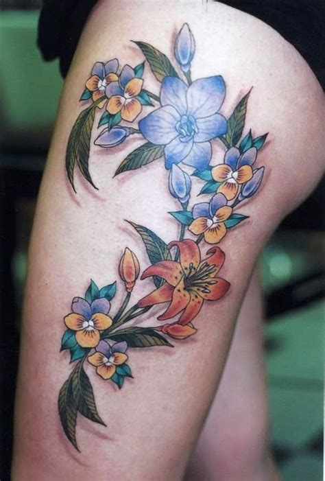 35 sexiest thigh tattoos for women tattoo collections 35 sexiest thigh tattoos for women tattoo collections