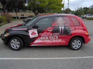 state farm new car car wraps for insurance vehicle graphics wraps