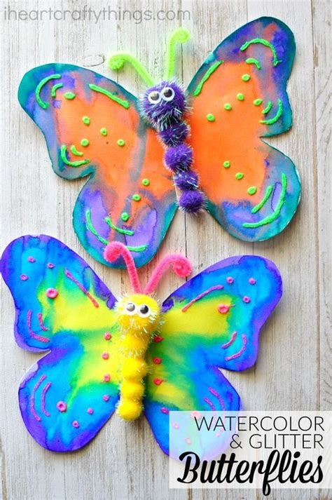 butterfly craft projects how to make a gorgeous butterfly craft butterfly