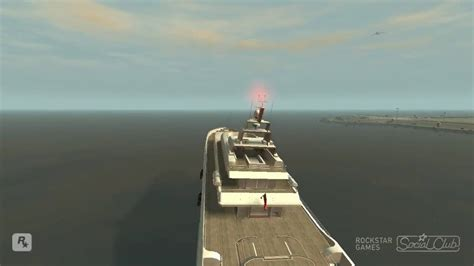 boat names on gta driving the yacht in gta iv read description youtube