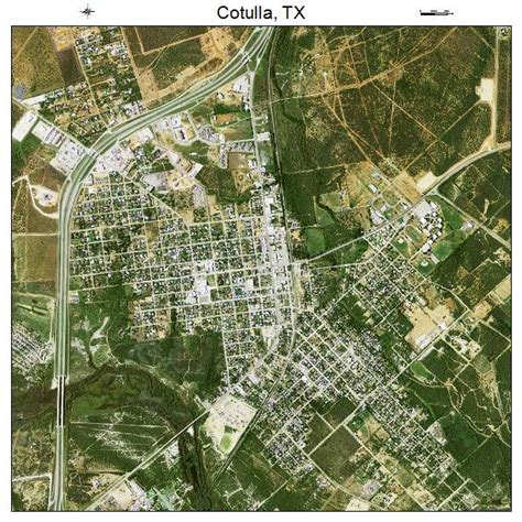 cotulla texas map aerial photography map of cotulla tx texas