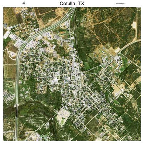 cotulla texas map aerial photography map of cotulla tx texas