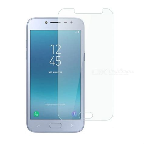 Tempered Glass Samsung Galaxy J2 Protection Screen Guard Anti dayspirit tempered glass screen protector for samsung galaxy j2 pro 2018 free shipping