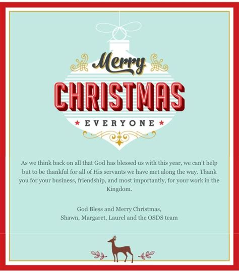 christmas email love  wording email layout email design christmas themes