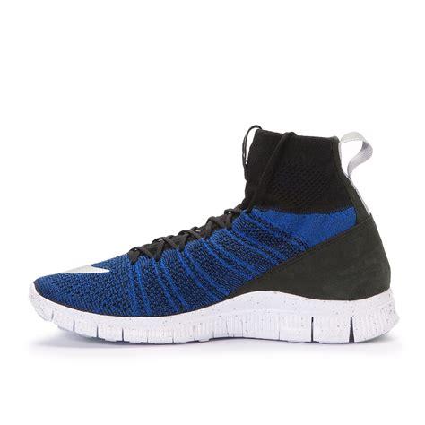 Nike Free Flyknit Mercurial nike free flyknit mercurial fc black blue 836126 041