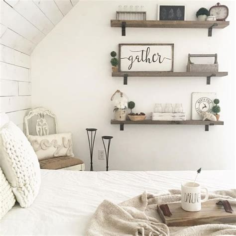 bedroom shelving best 25 floating shelves bedroom ideas on pinterest