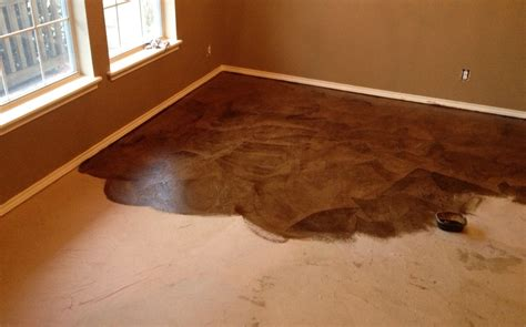 How To Finish Concrete Floors Interior by The Amazing Of Diy Stained Concrete Floors Ideas Tedx Decors