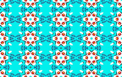 pattern in blue color seamless pattern in blue color free stock photo public