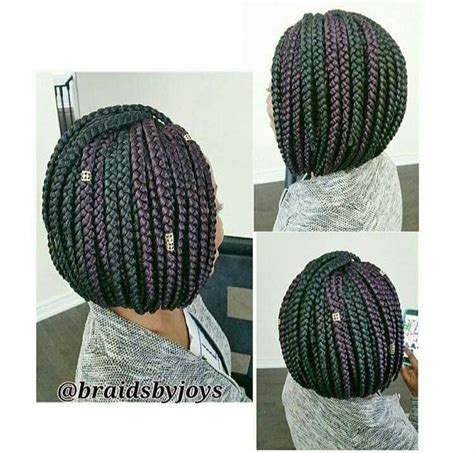 tree braid bobs box braids bob all things hair pinterest box
