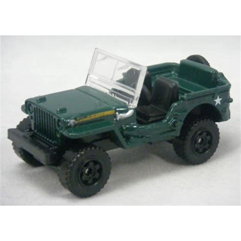 Image Gallery Matchbox Jeep
