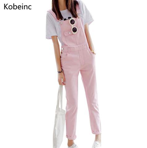 Set 2 In 1 Jumpsuit Pakaian Casual Wanita Modern Modis Trendy buy grosir wanita jean jumpsuits from china wanita