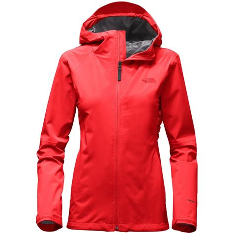 Jaket Tnf Womens 3 the thermoball hooded triclimate jacket