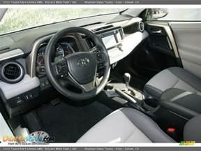 Toyota Rav4 Ash Interior Ash Interior 2013 Toyota Rav4 Limited Awd Photo 5