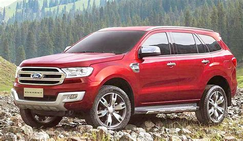 2020 Ford Everest by 2020 Ford Everest Review And Price 2019 2020 Ford Car