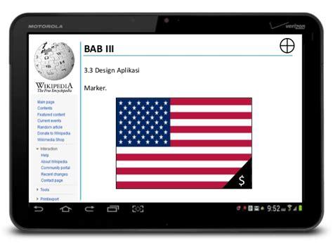 augmented design adalah presentasi proyek akhir 3 ar mata uang asing