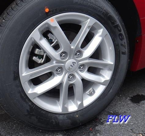 Kia Rims 2012 Kia Optima Oem Factory Wheels And Rims