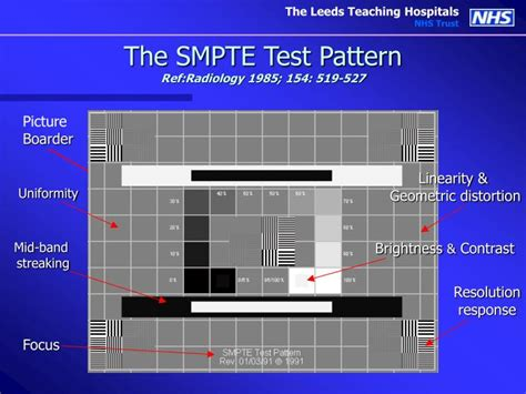 smpte test pattern ultrasound ppt is grey the new black image display optimisation