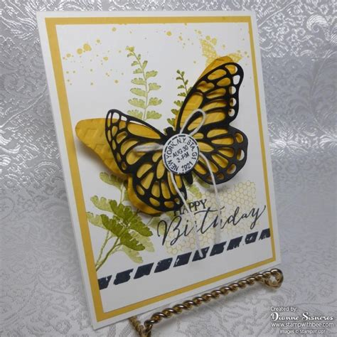 Butterfly Cards Handmade - 141 best images about stin up butterfly basics