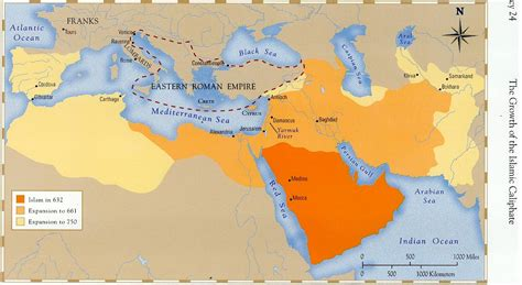 the caliphate 301 moved permanently