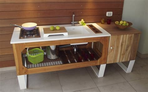 piani cottura per esterni cucina da esterno